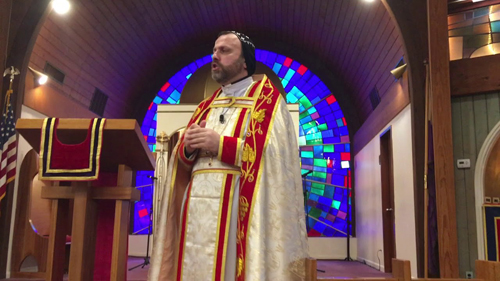 Father Andrew Bahhi's Sermon on February 4th, 2018