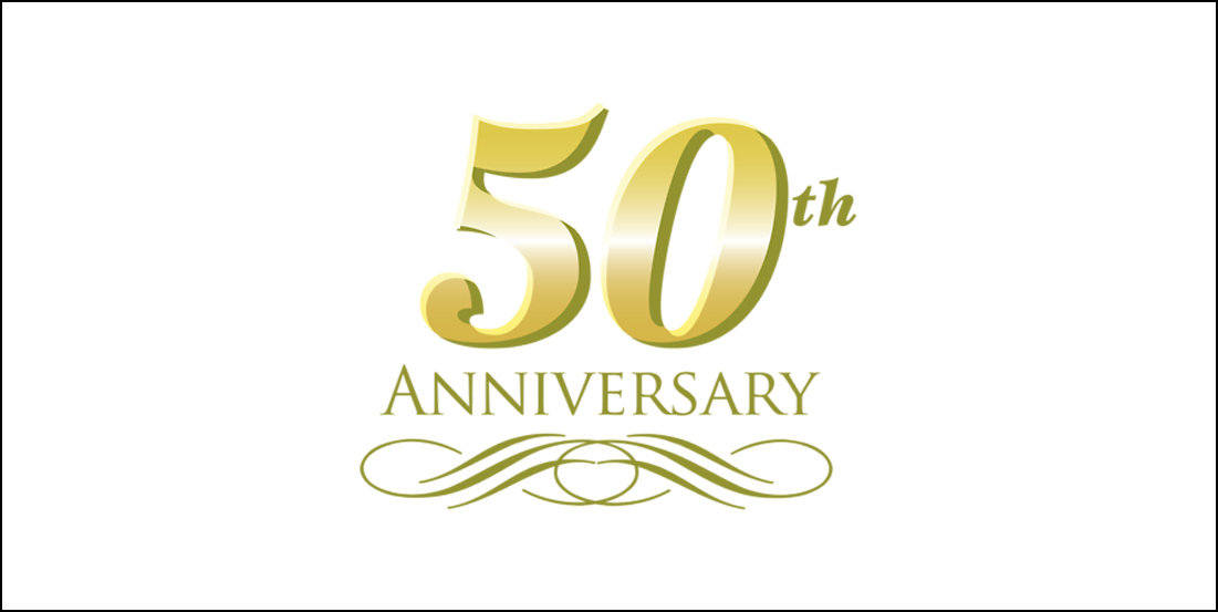 Celebrating Our Church's 50th Anniversary