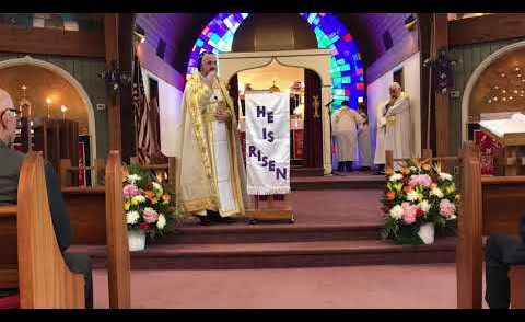 Annunciation Of The Virgin Mary: March 25, 2018
