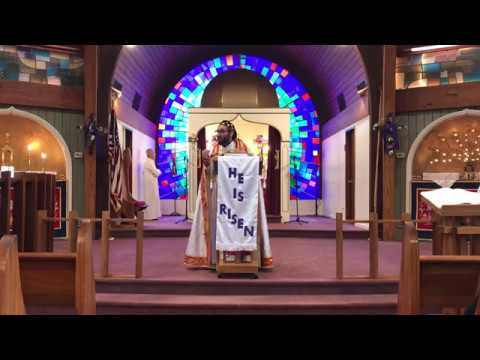 New Sunday After Easter: April 15, 2018