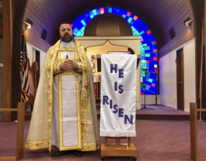 From Father Andrew Bahhi: Living with Light in Your Heart