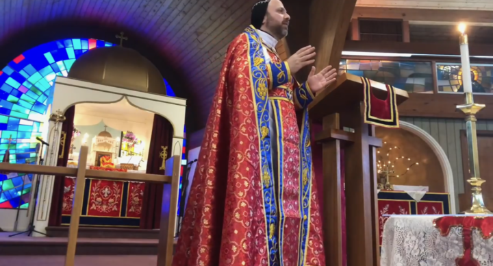 From Father Andrew Bahhi: The Testimony of Our Faith