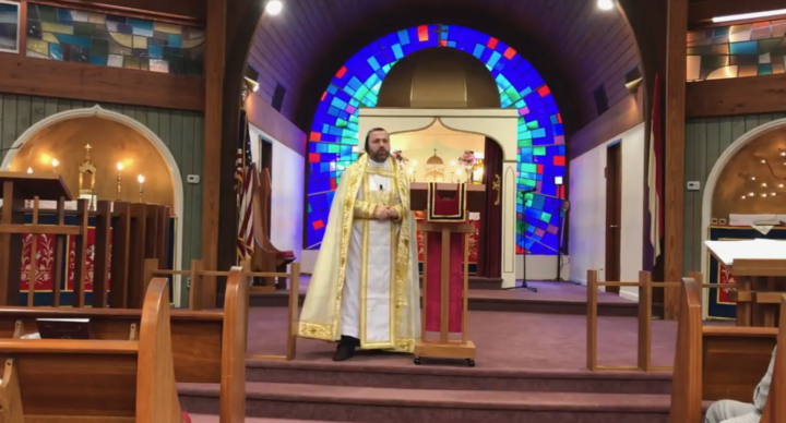 From Father Andrew Bahhi: The Unforgivable Sin