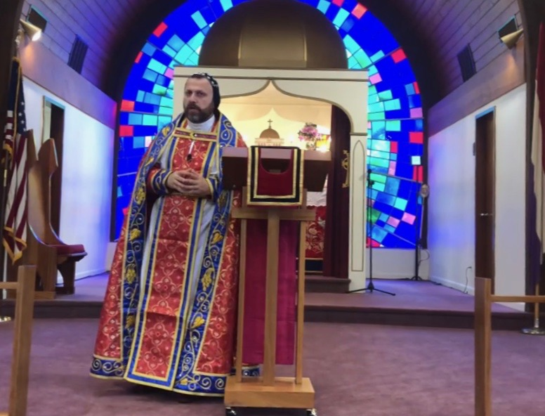 From Father Andrew Bahhi: The Feast of St. Peter and St. Paul