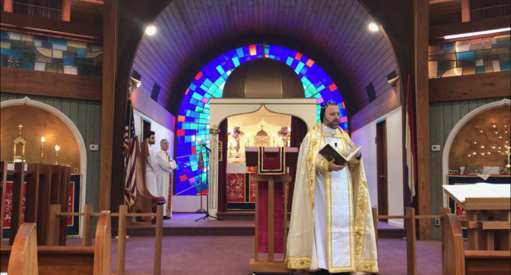 From Father Andrew Bahhi: Returning to Jesus from the Wilderness