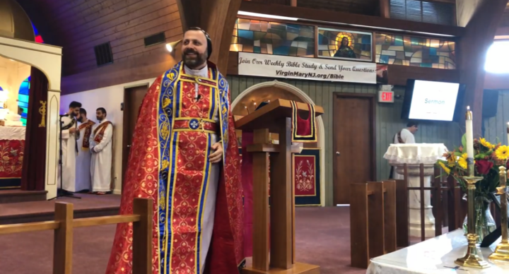 From Father Andrew Bahhi: Living Life as a Faithful Servant