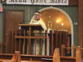 From Father Eli Shabo: God is There