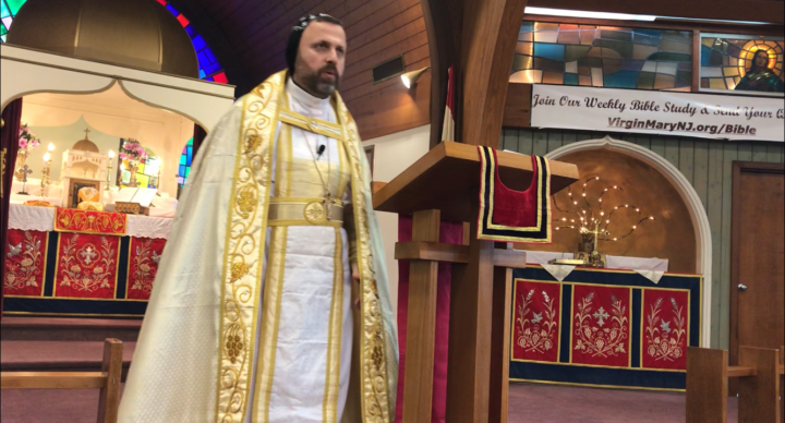 From Father Andrew Bahhi: Love God Like a Child