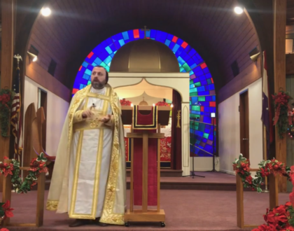 From Father Andrew Bahhi: The Revelation of Joseph is a Lesson