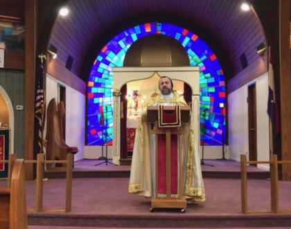 From Father Andrew Bahhi: Waiting Patiently on the Lord