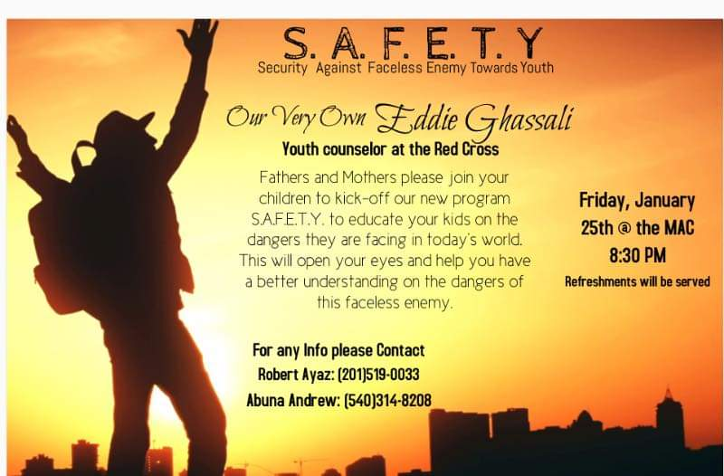 Security Against Faceless Enemy Towards Youth -- SAFETY