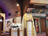 From Andrew Bahhi: The Presentation of the Lord Jesus Christ at the Temple