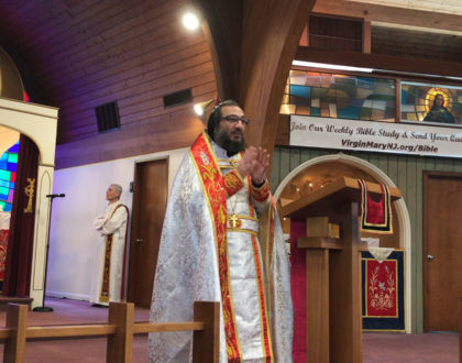From Father Saliba Kassis: Showing Great Faith for the Great Lent
