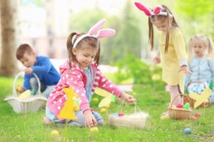 Easter Egg Hunt - Syriac Orthodox Church