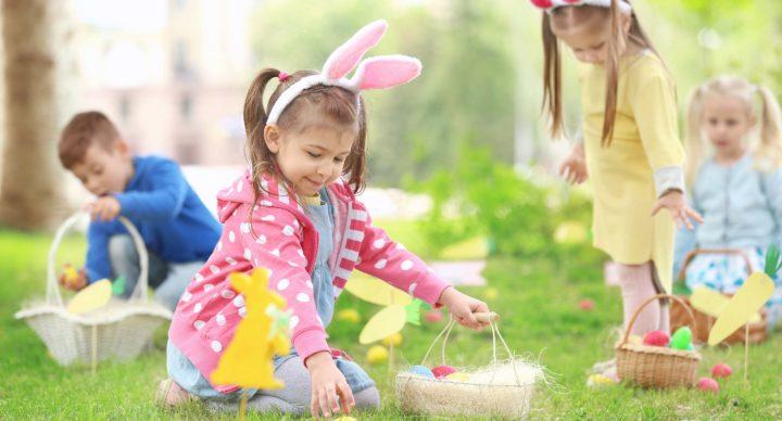 Easter Egg Hunt - Syriac Orthodox Church