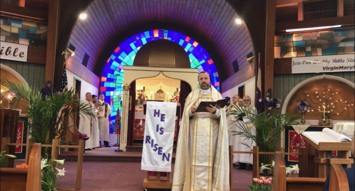 Assyrian Orthodox Church of the Virgin Mary - Easter 2019
