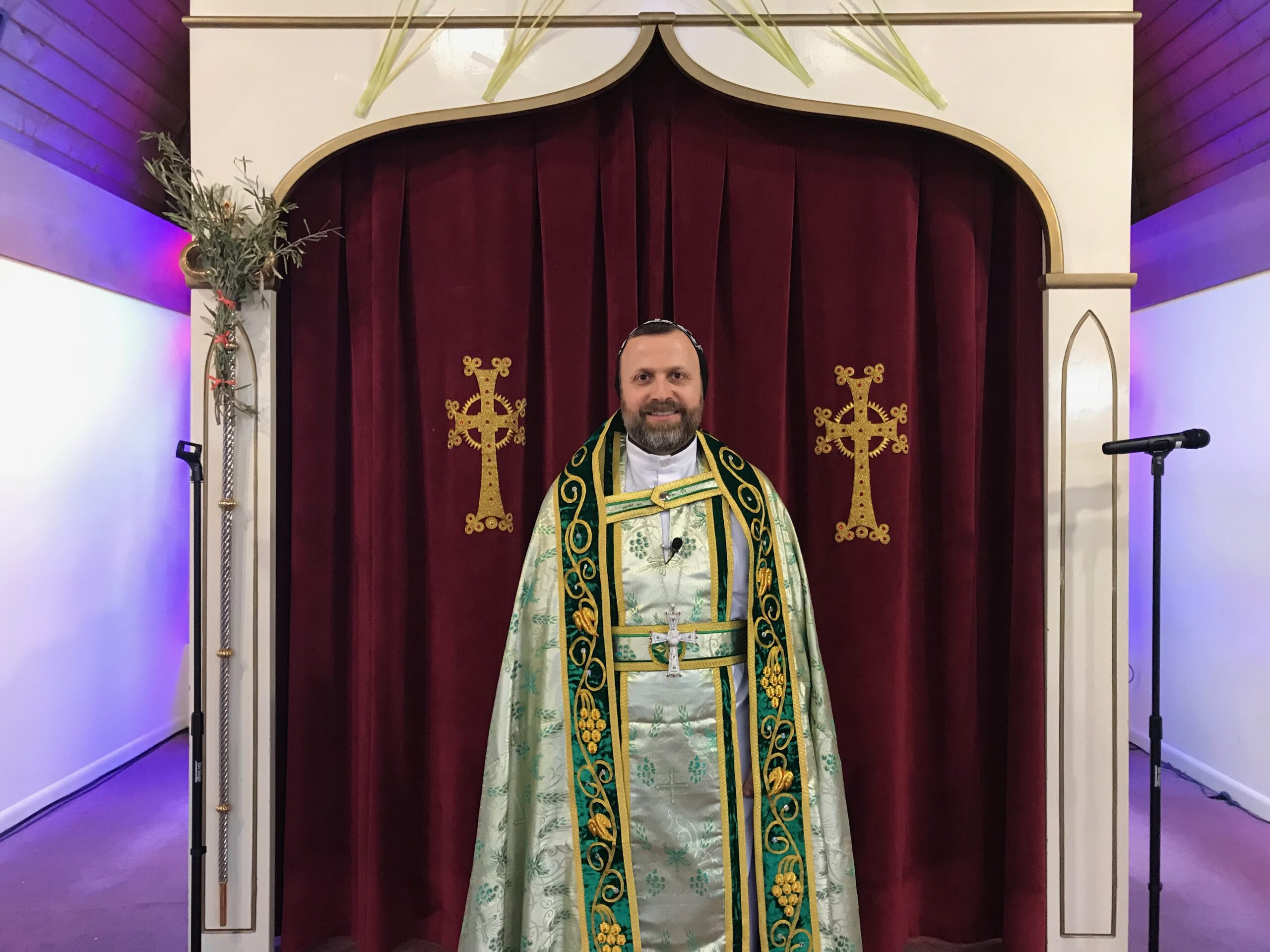 Easter 2019 Message from Father Andrew Bahhi