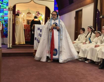Ceremonial Communion