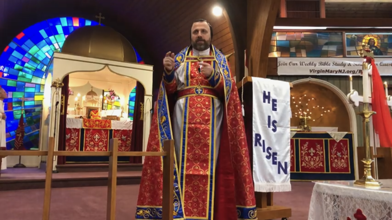 From Father Andrew Bahhi: Renew Yourself with Jesus