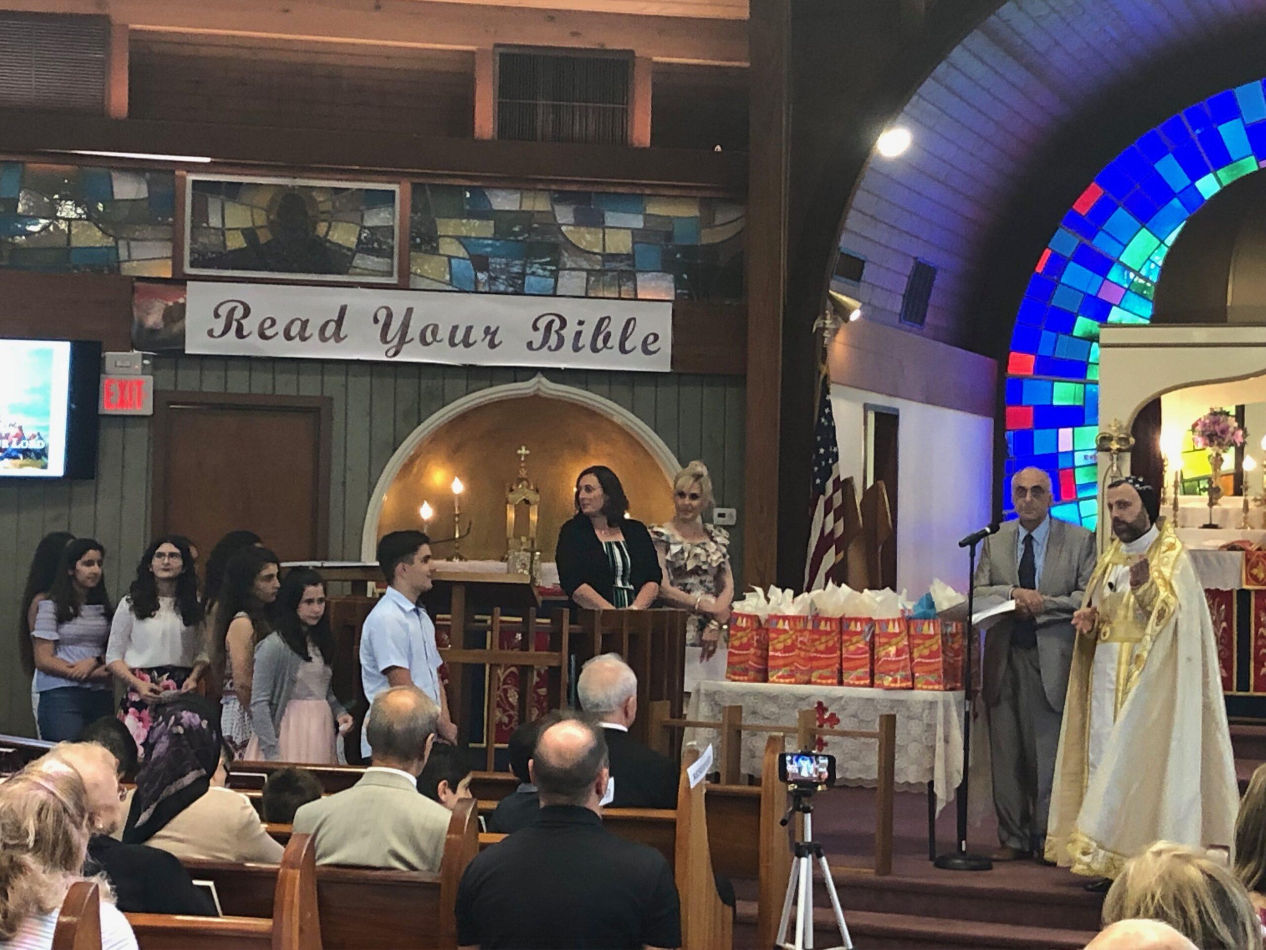 Sunday School Graduation: June 9, 2019