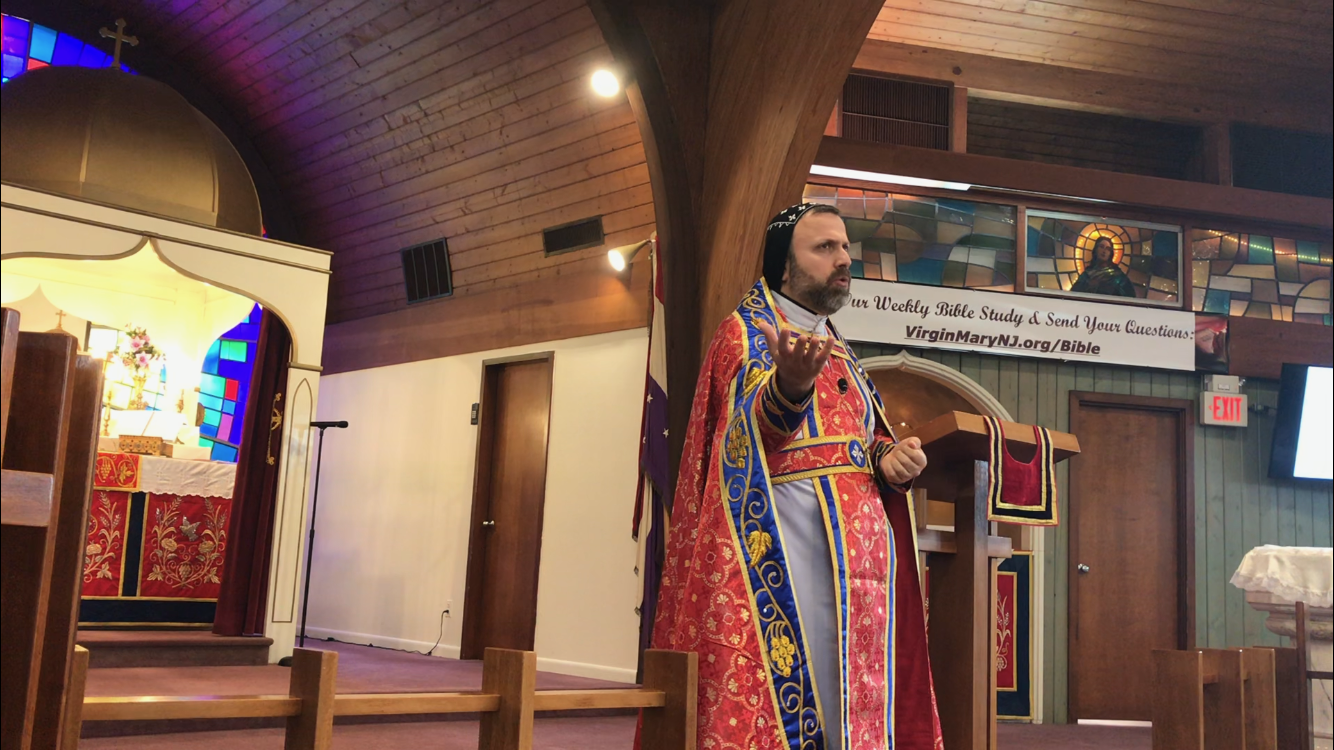 Give from your heart Assyrian Orthodox Church of the Virgin Mary