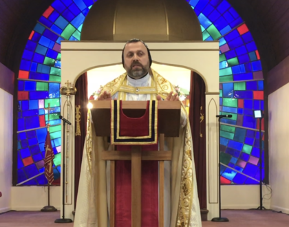 Syriac Orthodox Church Sermon