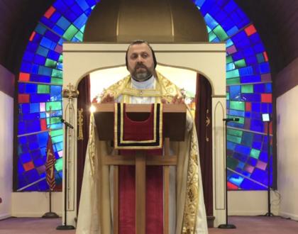 Syriac Orthodox Church Sermon