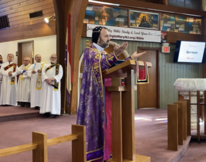 Syriac Orthodox Church - Jesus and Disciples