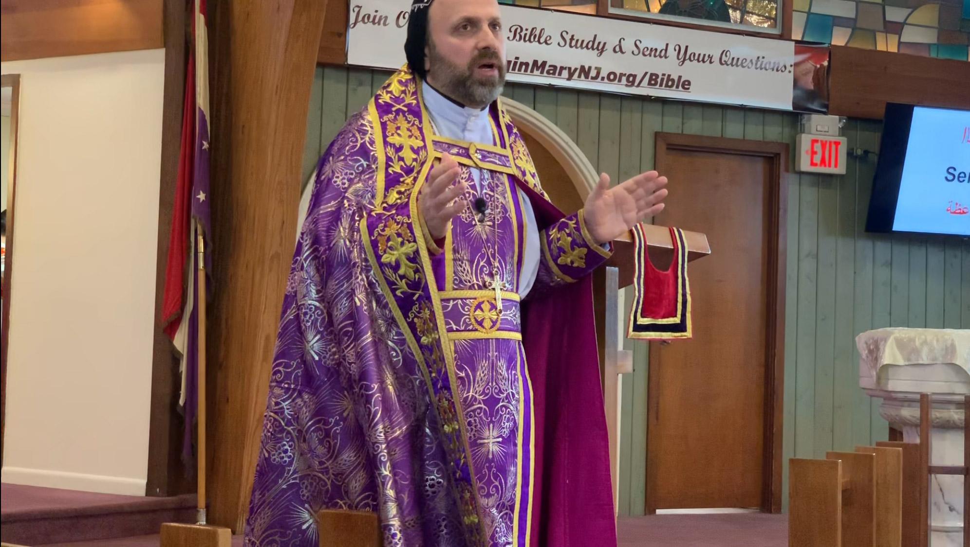 Faithful departed Syriac Orthodox Church
