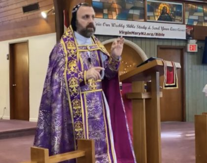 Syriac Orthodox Church Father Andrew Bahhi
