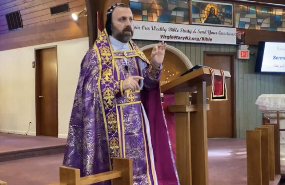 Syriac Orthodox Church Father Andrew Bahhi