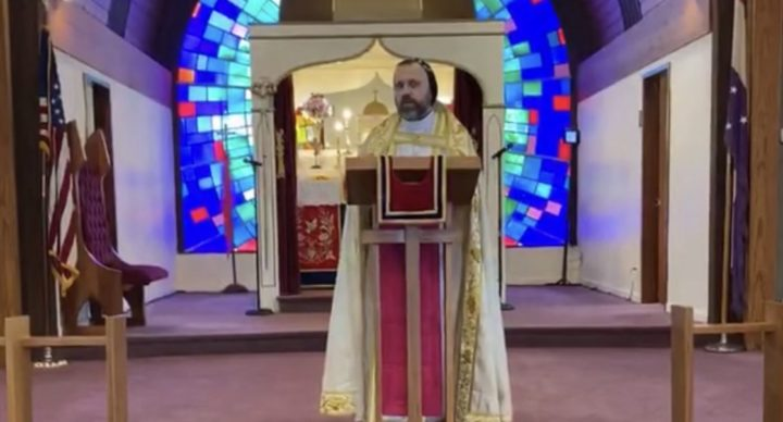Paralytic Man Lent Assyrian Orthodox Church