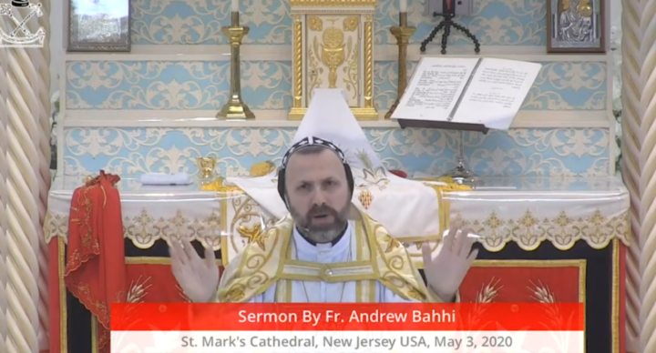 From Father Andrew Bahhi: How to Always Be with Jesus