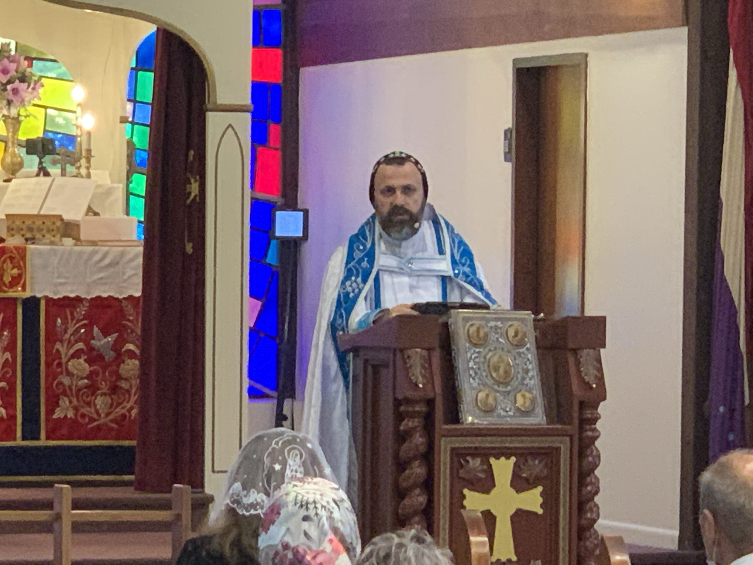 From Father Andrew Bahhi: Love Rises Above All Divisions