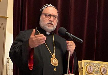 Important Message from His Eminence Mor Dionysius John Kawak