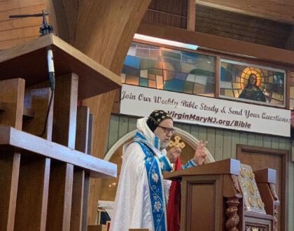 The Transfiguration of Christ – His Eminence Mor Dionysius John Kawak