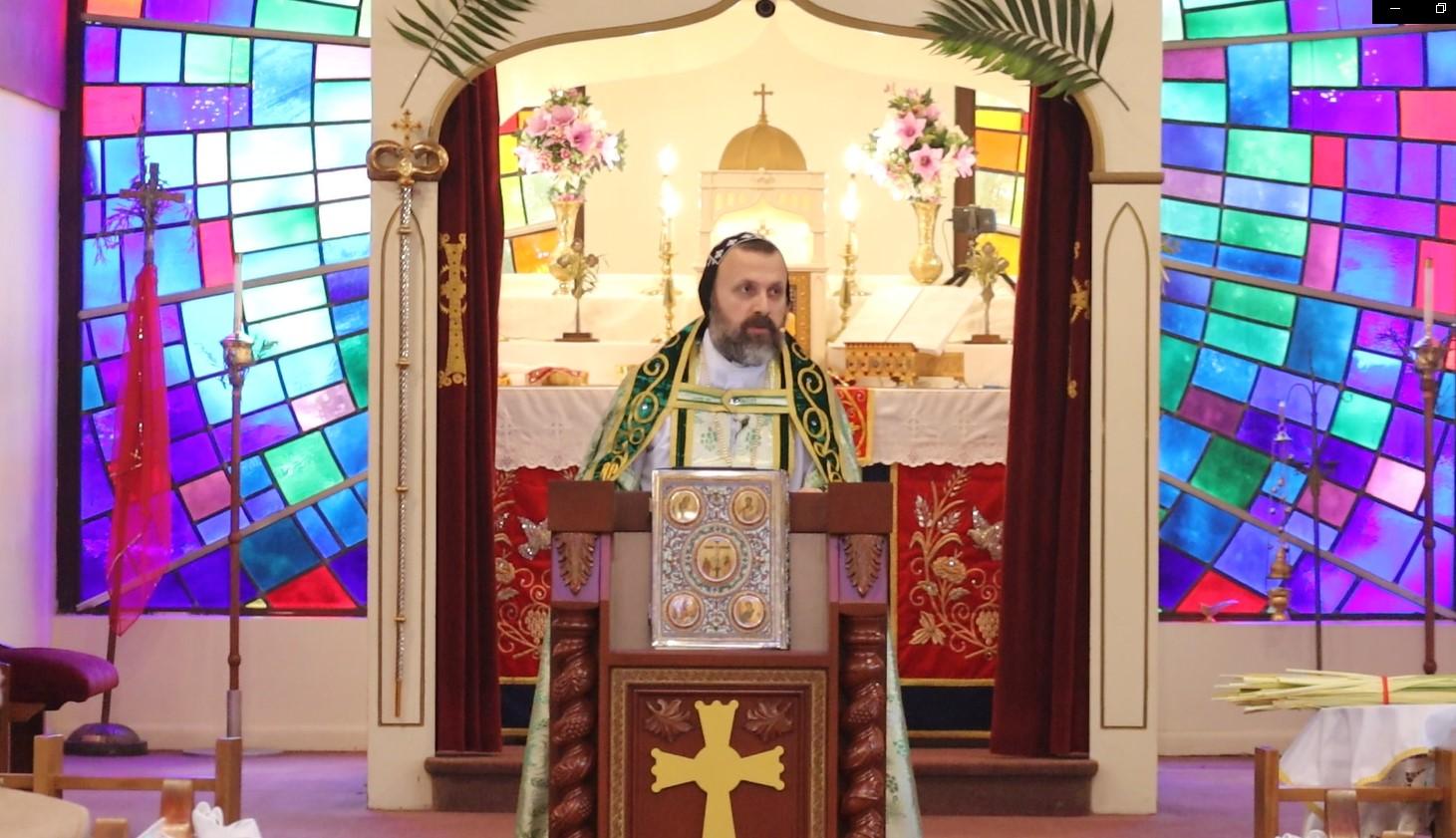Palm Sunday 2021 Syriac Orthodox Church