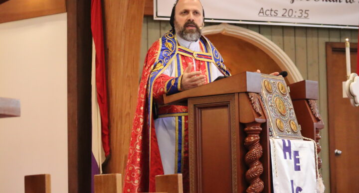 Father Andrew Bahhi