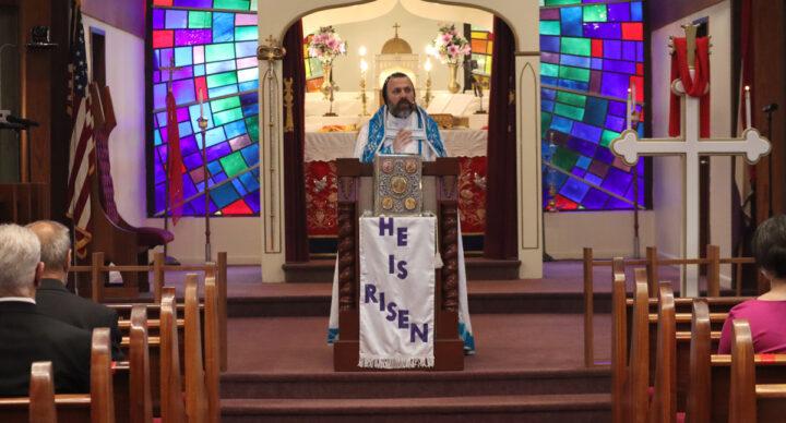 Preparing for Judgement Syriac Orthodox Church