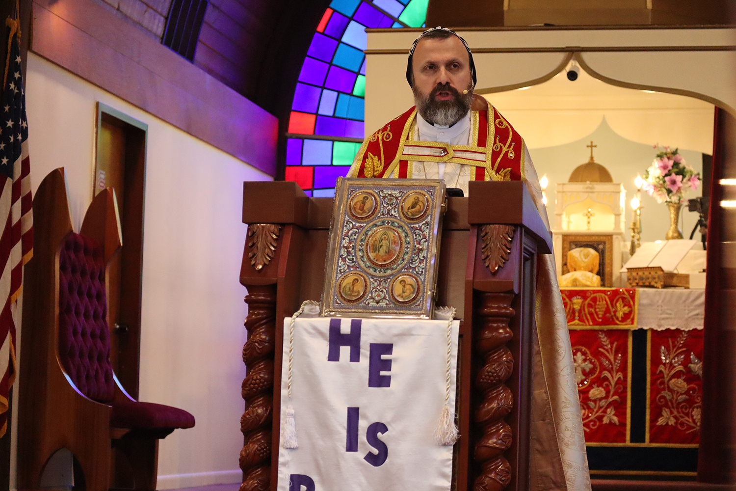 How to Follow God - By Father Andrew Bahhi