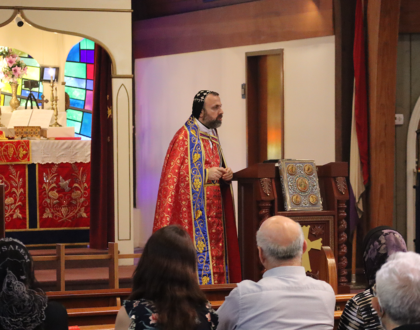 Is Jesus Your Priority? By Father Andrew Bahhi
