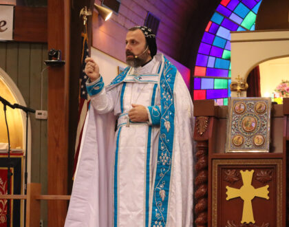 The Good Wheat - By Father Andrew Bahhi