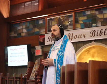 The Lord Will Satisfy You - By Father Andrew Bahhi