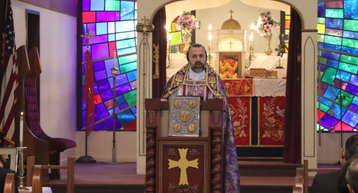 Are You Giving and Receiving the Good News? - By Father Andrew Bahhi